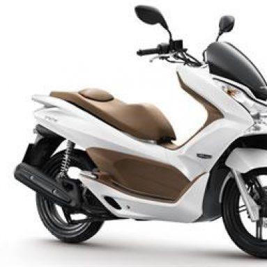 El Honda PCX 2009 de será comercializado en Tailandia a partir de noviembre