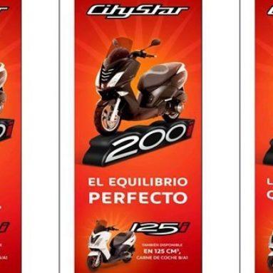 Elige el eslogan del próximo anuncio del Peugeot Citystar 200