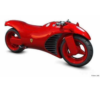 V4 Ferrari: La superbike virtual que prohibió Maranello