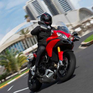 Comienza el verano con tu Ducati Multistrada al mejor precio