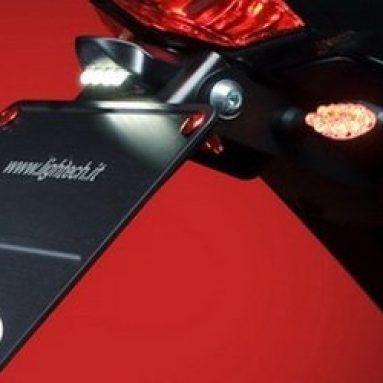 Portamatrícula Lightech para Ducati Streetfighter