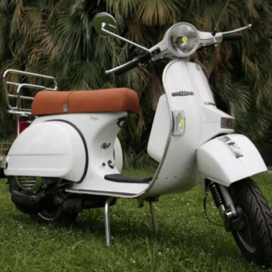 Presentado el nuevo scooter Cooltra Vintage 2008