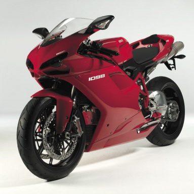 Primer video de la Ducati 1098 2006