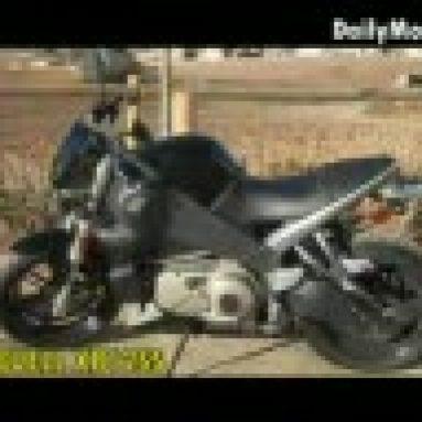 Buell XB12Ss 2008