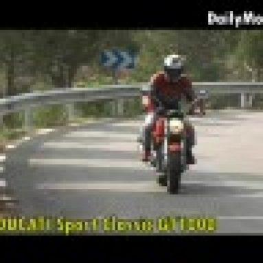 Toma de contacto Ducati GT 1000