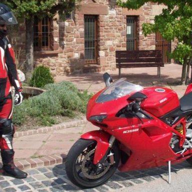 Probamos la Ducati 1098: de vuelta a las andadas