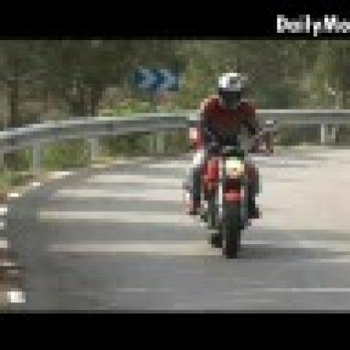 Prueba Ducati GT 1000