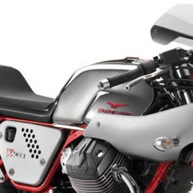 Kit de récords para la Moto Guzzi V7 Racer
