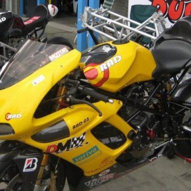 Radical Ducati y su RAD02 Factory estuvieron en las Ducati Club Races de Assen