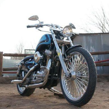Radical Sportster by Radical Motorcycles, Manresa