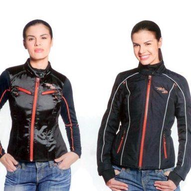 Rider Comfort System, la nueva chaqueta para todo de Harley-Davidson