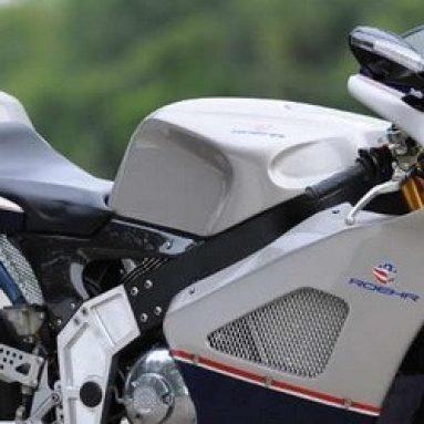 Roehr Motorcycles producirá una superdeportiva eléctrica