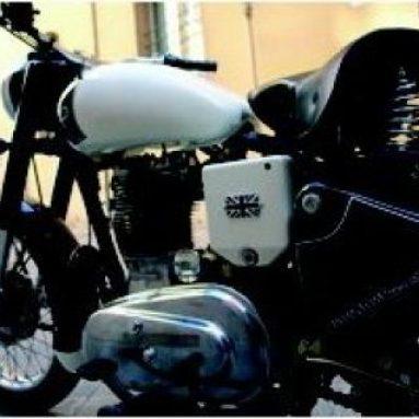 Royal McQueen Phantom, la Rolls Royce de las motos · Galería de imágenes