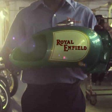 Handcrafted In Chennai, el homenaje de Royal Enfield