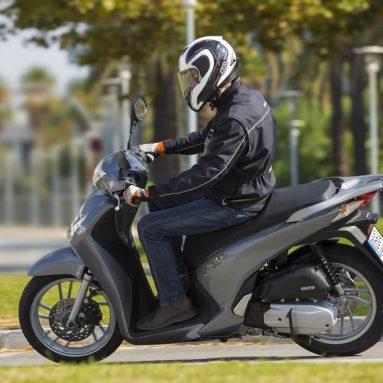 Honda Scoopy SH125i… Y ahora ¿Qué excusa pondrás?