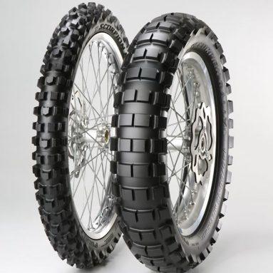 Pirelli Scorpion Rally, del duro desierto a las ruedas de tu moto