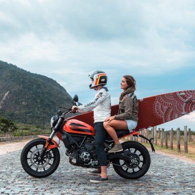Ducati presenta las primeras versiones custom de la Sixty2 en el Moto Expo Verona 2016