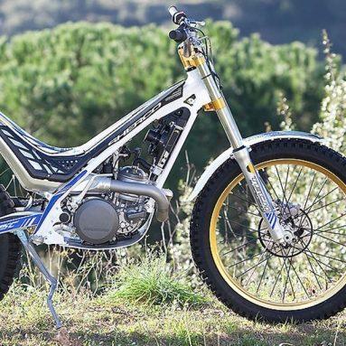 Sherco lanza la ST125R