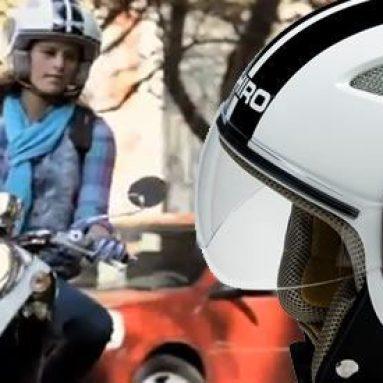Shiro protagonista en el video de la nueva Yamaha Fino