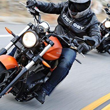 Victory Judge, el regreso de la muscle bike norteamericana