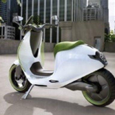Smart lanzará su scooter eléctrico en 2014