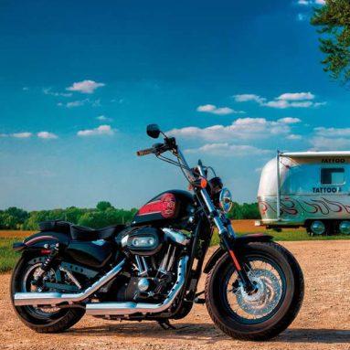 Harley-Davidson XL1200X Sportster Forty Eight