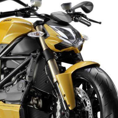 Ducati presenta la Streetfighter 848