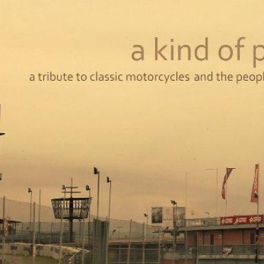 A Kind of Passion, un tributo al Classic Moto 2011