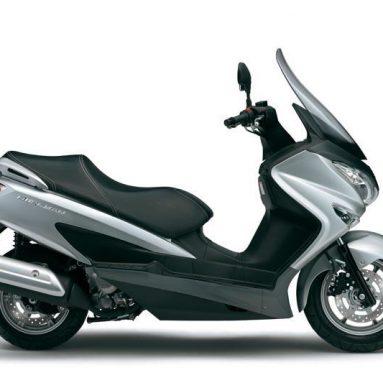 Suzuki amplía la paleta de colores de las Burgman 125/200
