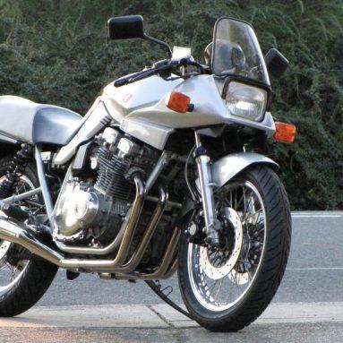 Suzuki podría denominar Katana a su futuro modelo turbo