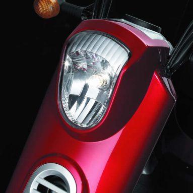 Symmetry, el scooter eléctrico de SYM