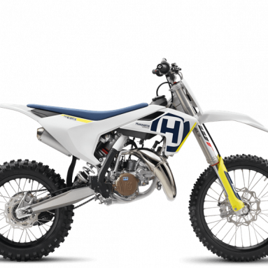 Husqvarna TC 85 del 2017, para iniciarte en motocross