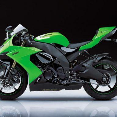 Te presentamos la nueva Kawasaki ZX-10R 2008, lista para saltar a pista