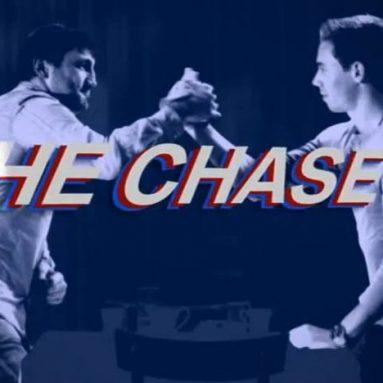 The Chase. ¿Qué es más rápido, un BMW M3 o una BMW S 1000 RR?