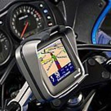 Tom Tom Rider accesorio autorizado de Kawasaki Motors Europe