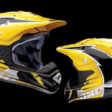 Casco Trooper Hurricane Racing de One Industries