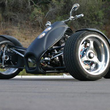 TriRod F3 Adrenaline.