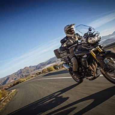 Triumph Extra Adventure: una promoción para los más aventureros
