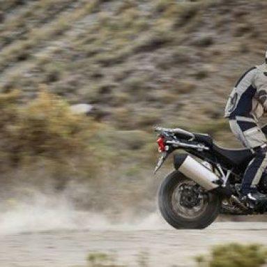Ya está disponible la Triumph Explorer XC