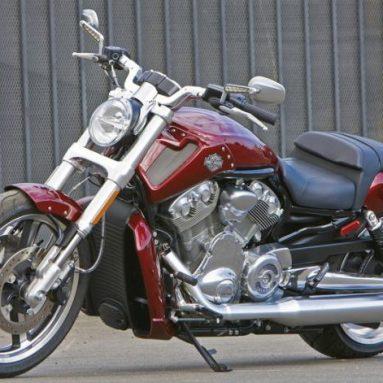 Harley-Davidson V-Rod Muscle para 2009