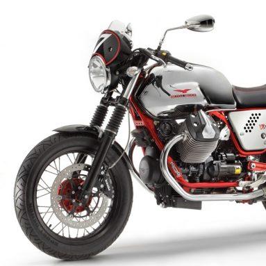 Moto Guzzi renueva de arriba a abajo la V7 en el EICMA
