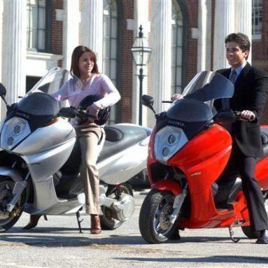 Vectrix exhibirá su maxi-scooter eléctrico en MotOh! BCN