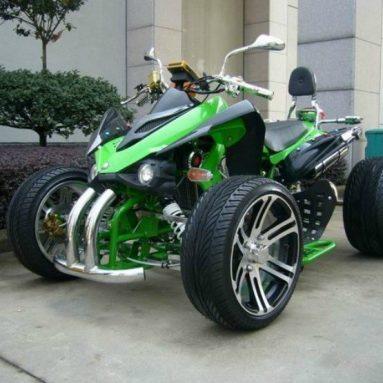Quad Bike Venom, el quad de asfalto 'casi' chino