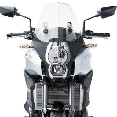 La nueva Kawasaki Versys 1000 llega a los concesionarios con seguro gratis