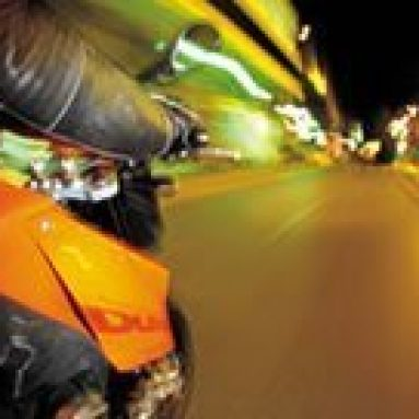 El video de la nueva KTM Super Duke sigue rodando