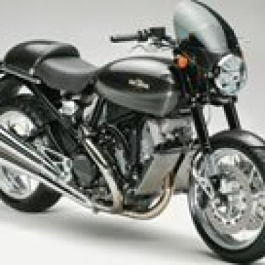 La Vincent Black Lightning S, un lujo de 30.000€
