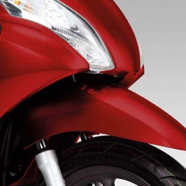 Honda Vision 50, así es el nuevo scooter de