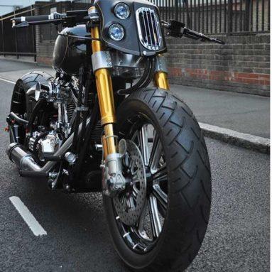 Unorthodox by Warr's Harley-Davidson, Reino Unido