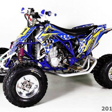 WSP Racing quad, el primer quad de la firma holandesa