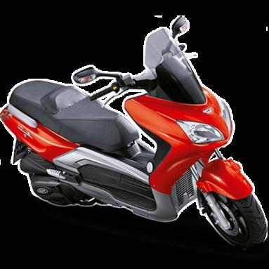 TGB pone en promoción sus scooter X-Motion